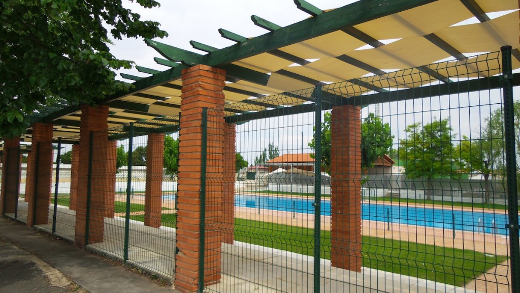 Piscina Municipal de Escatrón